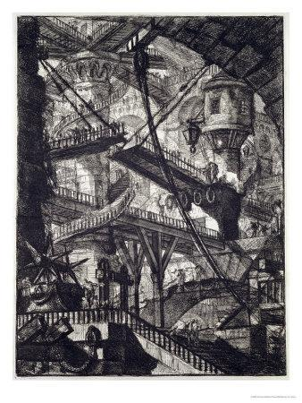 Carceri VII, 1760