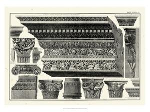 Cornice et Damiani by Giovanni Battista Piranesi