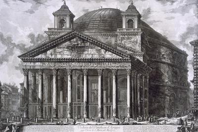 Pantheon of Agrippa, Rome