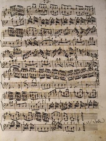 Original Piano Sheet Music