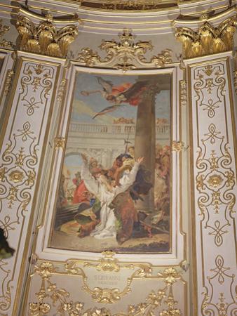 Martyrdom of St. John, Bishop of Bergamo by Giovanni Battista Tiepolo