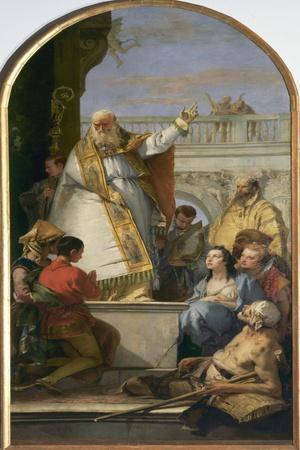Saint Patrick, Bishop of Ireland