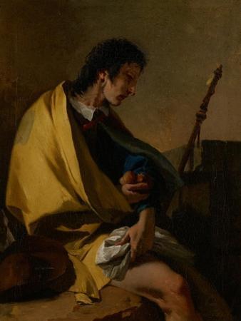Saint Roch, C.1730-35 by Giovanni Battista Tiepolo