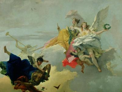 Triumph of Virtue and Nobility