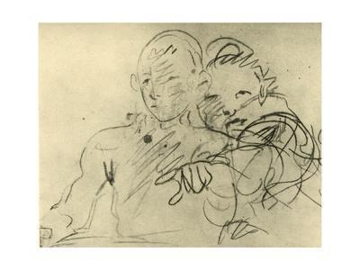 'Two Boys', mid 18th century, (1928)