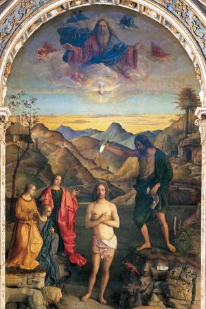 Baptism of Christ by John
