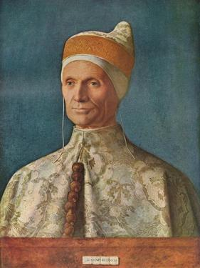 Doge Leonardo Loredan, 1501-2, (1911) by Giovanni Bellini