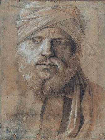 Man with Turban by Giovanni Bellini