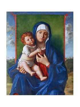 The Virgin and Child, C1480-1490 by Giovanni Bellini