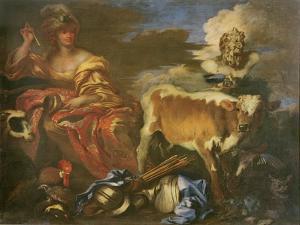 Circe, C.1653 by Giovanni Benedetto Castiglione