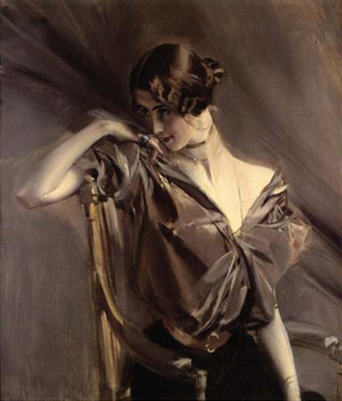 Cleo de Merode, 1901 by Giovanni Boldini
