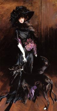 The Marchesa Casati by Giovanni Boldini