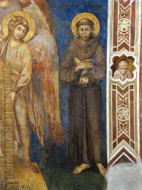 St Francis of Assisi by Giovanni Cimabue