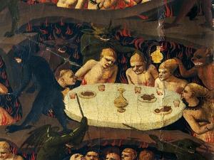 Last Judgment by Giovanni Da Fiesole