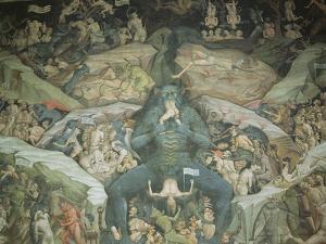 Scenes from the 'Inferno' by Giovanni Da Modena