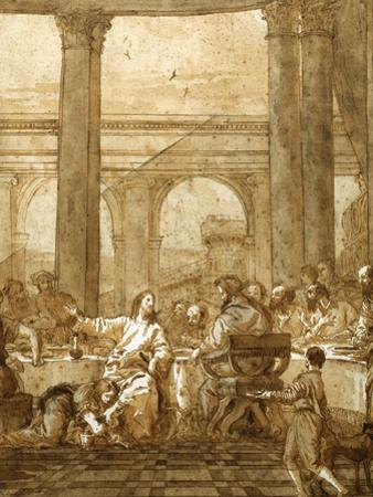 Feast in the House of Simon, 18Th/Early 19th Century