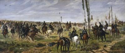 Assault on Madonna Della Scoperta, 1864-1868
