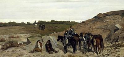 Episode of Campaign Against Brigandage, 1863