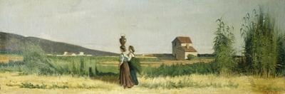 Livorno Water Carrier, 1865