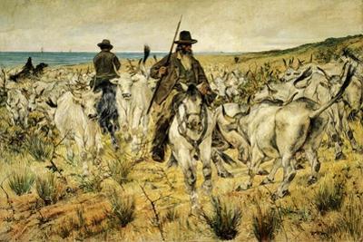 Maremma Herds, 1893