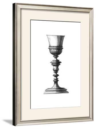 Black and White Goblet I