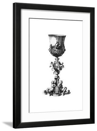 Black and White Goblet III