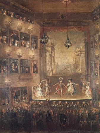 Performance of Opera Pirro