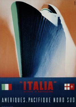 Italia by Giovanni Patrone