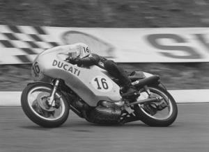Ducati GP Motorcycle by Giovanni Perrone