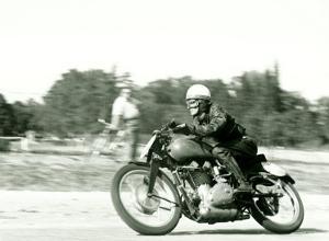 Gilera Saturno Racing by Giovanni Perrone