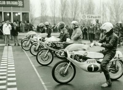 GP 50CC 125CC Motorcycle Race