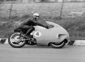 Guzzi GP Motorcycle by Giovanni Perrone