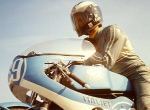 Italjet GP Mototcycle by Giovanni Perrone
