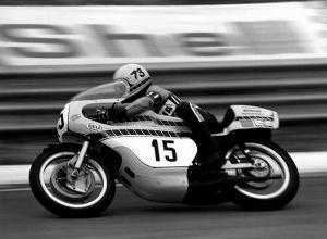 Yamaha GP Motorcycle by Giovanni Perrone