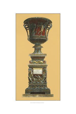 Vase et Piedestal II