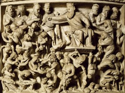 Slaughter of the Innocents, the Scene from the Life of Christ