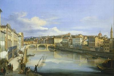 Lungarno in Florence