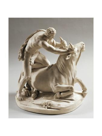 Hercules and Bull