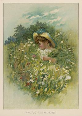 Girl in a Meadow 1889