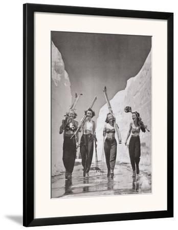 Girls Gone Skiing