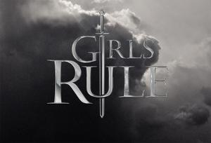 Girls Rule- Epic Horizontal Sword