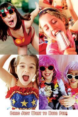 Girls - Wanna Have Fun