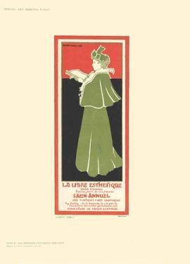 La Libre Esthetique by Gisbert Combaz
