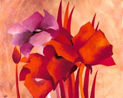Colourful Flowers II