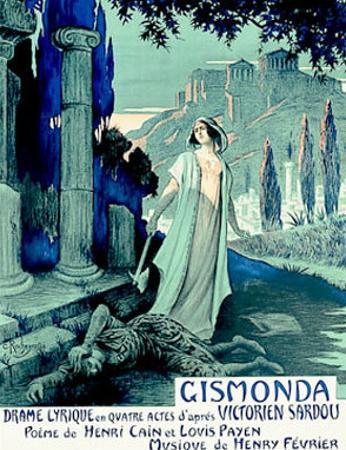 Gismonda (Love's Conquest)