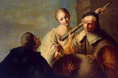Lesson in Astronomy, 1750S