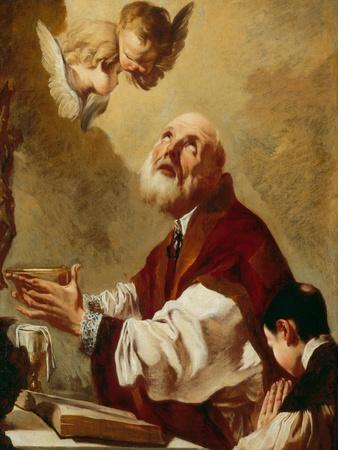 The Communion of Saint Philip Neri