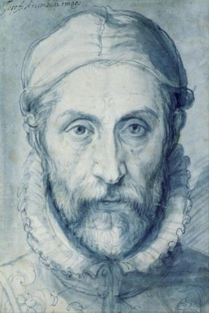 Self-Portrait by Giuseppe Arcimboldo