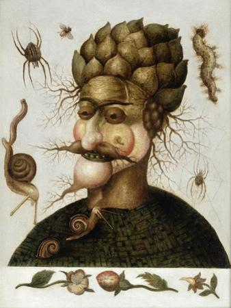 The Allegory of Earth by Giuseppe Arcimboldo
