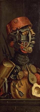The Cook by Giuseppe Arcimboldo